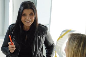 Yvonne Kornas, Inhaberin der Kommunikationsagentur Ruhe und Sturm