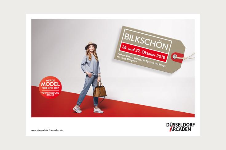 Düsseldorf Arcaden, 18/1 zur Fashion Show