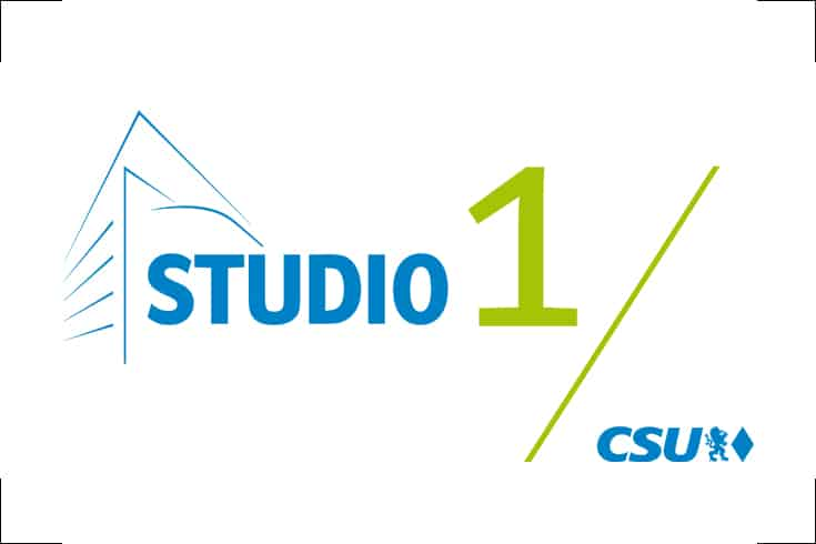 Logodesign Studio1, CSU