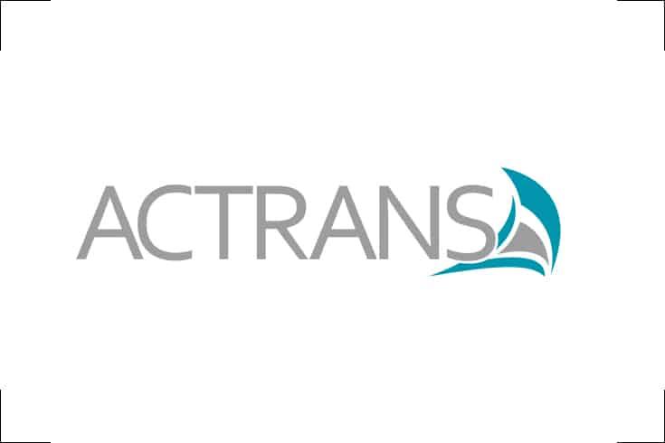 Logodesign Actrans GmbH