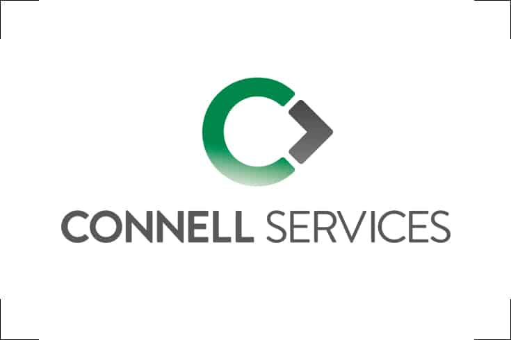 Logodesign Connell Services