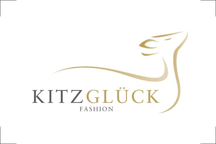 Logodesign Kitzglück, Fashion