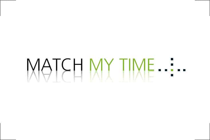 Logodesign Match my time