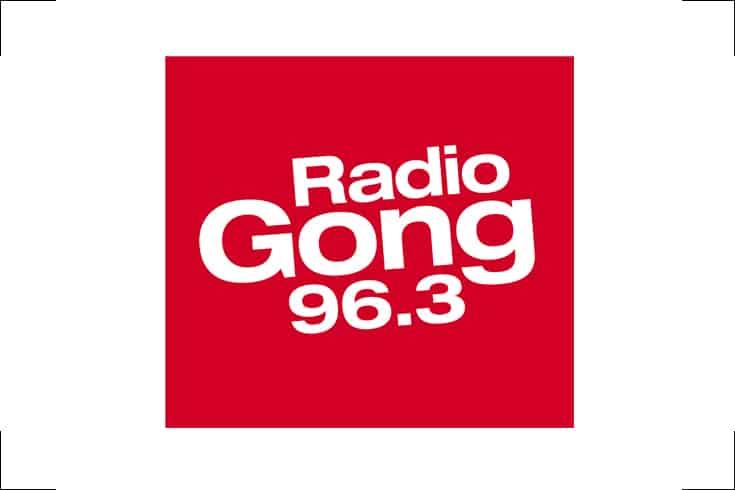 Logodesign Relaunch Radio Gong 96.3